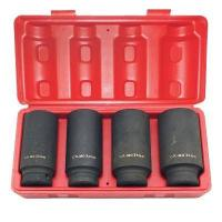 "1/2"" 4 PCS Deep Impact Socket Set"