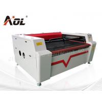 China Auto-Feeding Laser Polyester Fabric Cutting Machine/Flatbed Cutter wholesale