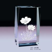 China Crystal inner engraving gifts (IE527) wholesale