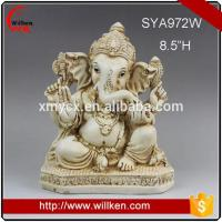 Animal Statues Wholesale Resin Lord Ganesh Indian God Statue