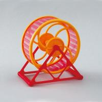 Aquarium play wheel