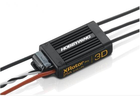 China Toys & Hobbies Hobbywing XRotor Pro-25A-3D- Wire Leaded-Dual Pack Brushless ESC
