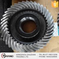 Spiral Gear Bevel Gear With Forging 20XH3A 20CrNi3A