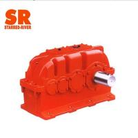 China Cylindrical Gear Boxes Conical Cylindrical Gear Reduction on sale