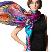 Buy cheap Women's Silk Scarves from wholesalers
