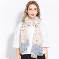 Buy cheap Super Soft Polyester Large Chemical Fiber Scarves from wholesalers
