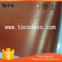 Buy cheap Wood Lamination Grain Wooden Furniture Protective Film from wholesalers