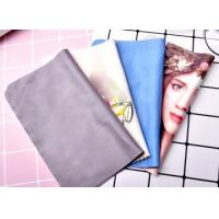 China cleaning cloth China Embossed Microfiber Spectacles Wipe Cloth Manufacturers wholesale