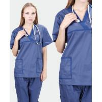 Patient gown medical scrub