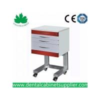 China Mobile Dental Cabinet SSU-02 Stainless Steel Medical Cart wholesale