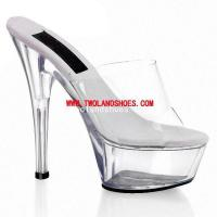 China High Heels Ultra High Heels Ladies Exotic Dancer Shoes Gorgeous 15cm he on sale