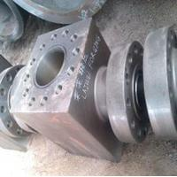 China OIL&GAS FORGING VALVE BODY on sale