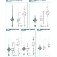 Lightning Protection&Earthing Calculation of TQYF lightning rod is protective radius
