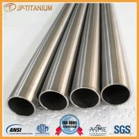 China ASTM B862 Welded Grade1 Titanium Pipes