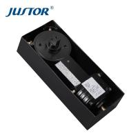 China JU-320B Hydraulic Double Action Heavy Duty Floor Spring Hinge on sale
