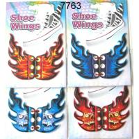 China 4 FIRES DESIGNS SHOE WINGS wholesale