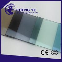 Promotion Wall Kiln Formed Colour Glass Lacquered Color Glass