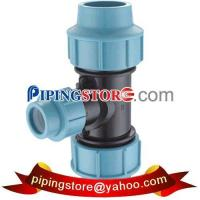 China PP Compression Reducing Tee wholesale