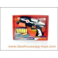 China Soft Projectile Assault Pistol With Soft Foam Darts Missiles wholesale