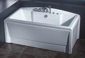 China Whirlpool Bathtub