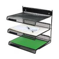China 3-TIER metal mesh file tray wholesale