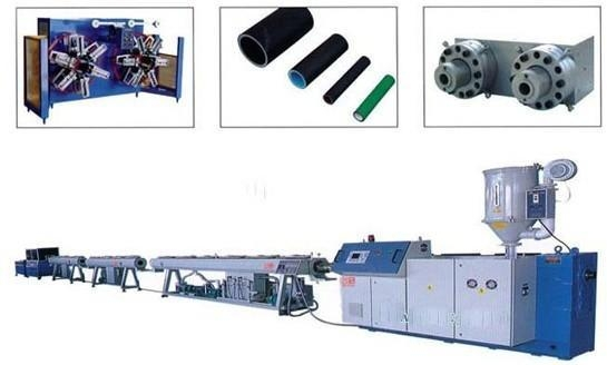 China PE-RT Pipe Production Line
