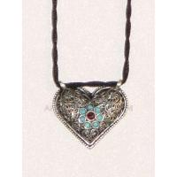 China Heart Shape Tibetan Pendant wholesale