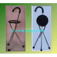 Wholesale Sell Walking Stick with Seat,Crutch with Seat from china suppliers