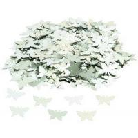Wholesale Confetti - Butterflies Silver Pack of 10 from china suppliers