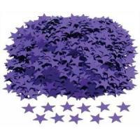 Wholesale Confetti - Stars Purple Pack of 10 from china suppliers