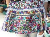 Buy cheap Hmong Hill Tribe boho tote bag from baby carrier 012 from wholesalers