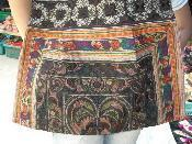 Buy cheap Hmong Hill Tribe boho tote bag from baby carrier 011 from wholesalers