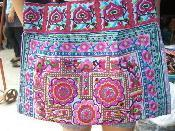 Buy cheap Hmong Hill Tribe boho tote bag from baby carrier 016 from wholesalers