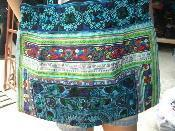 Buy cheap Hmong Hill Tribe boho tote bag from baby carrier 014 from wholesalers