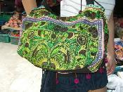 Buy cheap Hmong Hill Tribe boho tote bag from baby carrier 015 from wholesalers