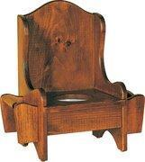 China Kids Room (K154) Amish Baby Furniture- Youth Potty Chair wholesale