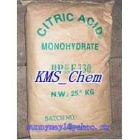 China Citric Acid Monohydrate wholesale