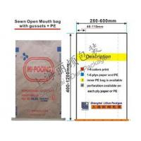 Buy cheap Sewn open mouth bags (SOM) from wholesalers