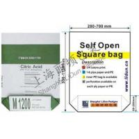 Buy cheap Self-open square bottom bags (SOS) from wholesalers