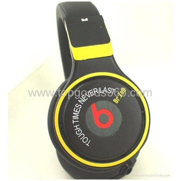 Monster Beats Dr Dre Studio Purple Limited Edition