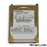 China Laptop Components & Notebook Parts: 60GB Internal Notebook Hard Drive on sale