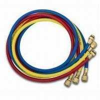 Buy cheap Charging Hose with 1/2 ACME-F to M14 Fitting, Suitable for Refrigeration and Air Conditioning from wholesalers