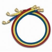 Buy cheap Charging Hoses for Refrigerator and Air Conditioner, Various Sizes and Pressures are Available from wholesalers