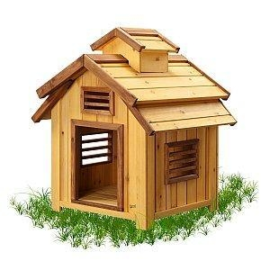 China Bird Dog House Small