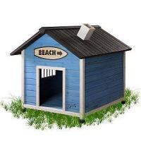 Buy cheap Beach House Dog House Large from wholesalers
