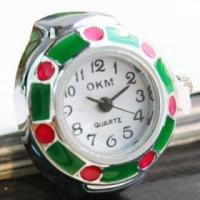 China Wholesale Ring Sales Red-Green 145168 wholesale
