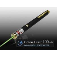 China Invader Series 532nm 100mW Green Laser Pointer wholesale