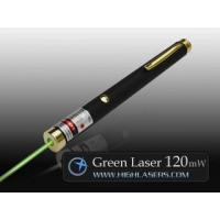 China Invader Series 532nm 120mW Green Laser Pointer wholesale