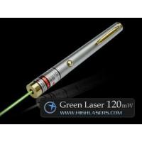 China Helios Series 532nm 120mW Green Laser Pointer wholesale