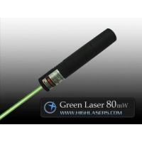 China Bombard Series 532nm 80mW Green Laser Pointer wholesale